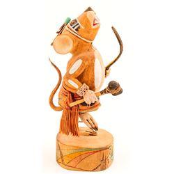 Warrior Mouse, Kerry David