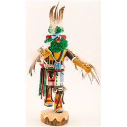 Zuni Eagle Dancer