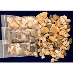 Chattahoochee Projectile Points and Fragments