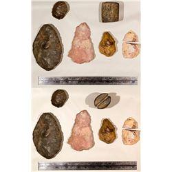 Cherokee Nation Stone Artifacts