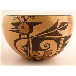 Bird Design Bowl