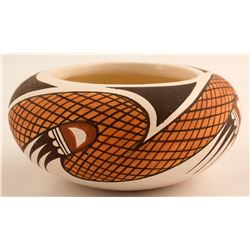 Pot by Legendary Hopi Artist White Swan