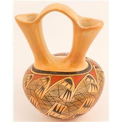 Wedding Vase, Vernida Polacca Nampeyo