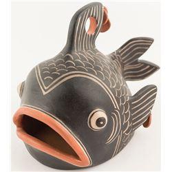 Fish Figurine, Mary Janice Ortiz