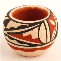 Miniature Jemez Pot, L. T. Tsosie