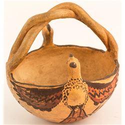 Bird Basket Bowl