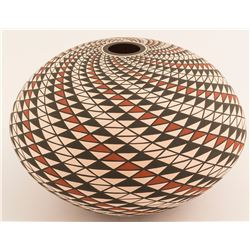 Seed Pot by Robert Kasere, Sr.