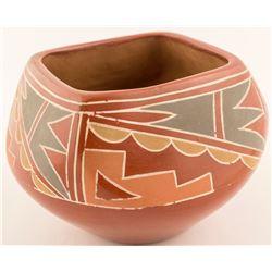 Belen Tapia Multi-color Bowl
