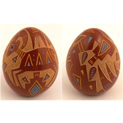 Egg Form, Joseph Lonewolf
