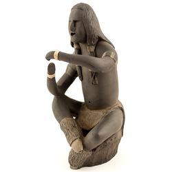 Figurine by Wayne Snowbird