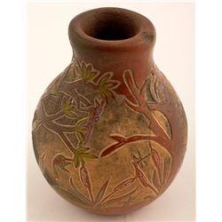 Marsh Design Jar, Bernice Moquino