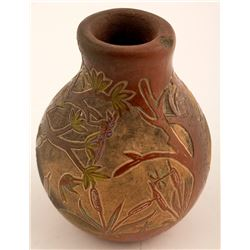 Marsh Design Jar, Bernice Moquino