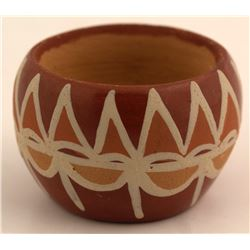 Red Clay Bowl, Myra Sisneros