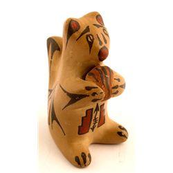 Squirrel Figurine, Gutierrez's