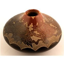 Toned Seed Pot, Eric Tafoya