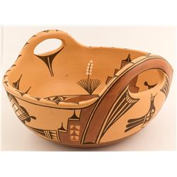 Larg Bowl by Eleanor Pino Griego