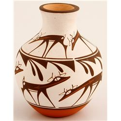 Deer Jar, Anderson Peynetsa