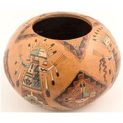 Yei Jar by Nancy Chilly