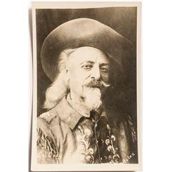Buffalo Bill Postcards: Bates RPC of Buffalo Bill