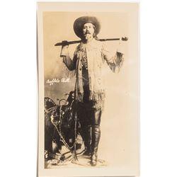 Buffalo Bill Postcards: Early RPC