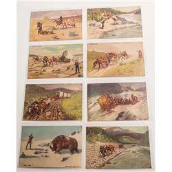 John Innis Western Postcards