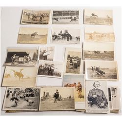 Remainder of the Cowboy Postcards