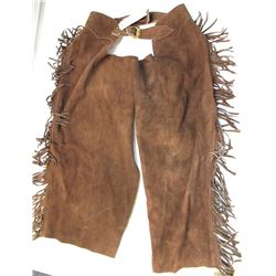 Fringed Modern Chaps
