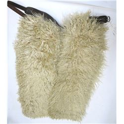 Shotgun Angora Wooley Chaps