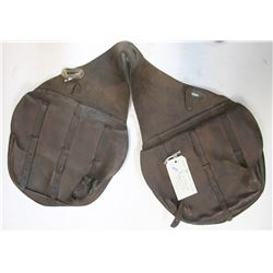 US Cavalry Saddle Bags, Boyt