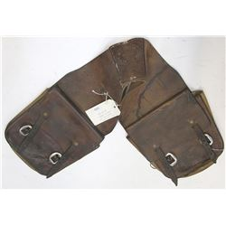 Wes Schenk, Harlowton Saddle Bags