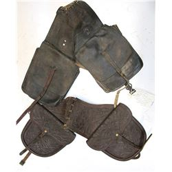 Classic Western Cowboy Saddle Bags