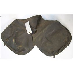 Locking Large Saddle Bag, Non Military