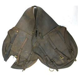 US Cavalry Saddle Bag