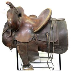Arnold Westfall Western Saddle