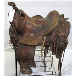 Gale Cowboy Saddle