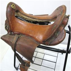 McClellan Cavalry US Saddle