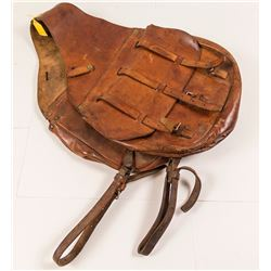 Curio Copy of the McClellan Saddle