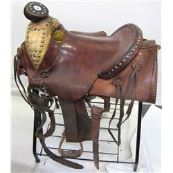 Mexican Charro/Vaquero Saddle