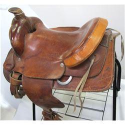 Modern Saddle