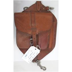 Leather Vet or Doctor's Bag