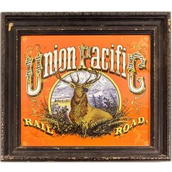 Union Pacific Tiffany Mirror