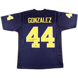 Tony Gonzalez Signed Cal Golden Bears Jersey (Radtke COA)