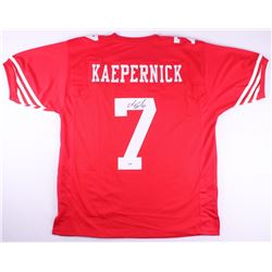 Colin Kaepernick Signed 49ers Jersey (PSA COA)