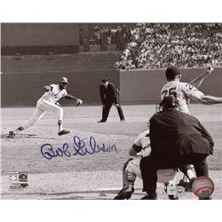 Bob Gibson Signed Cardinals 8x10 Photo (MLB)
