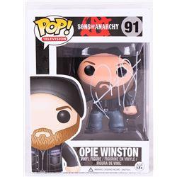 "Ryan Hurst Signed Opie Winston ""Sons of Anarchy"" POP! Vinyl Figure (Radtke COA)"