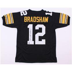 Terry Bradshaw Signed Steelers Jersey (Bradshaw Hologarm)