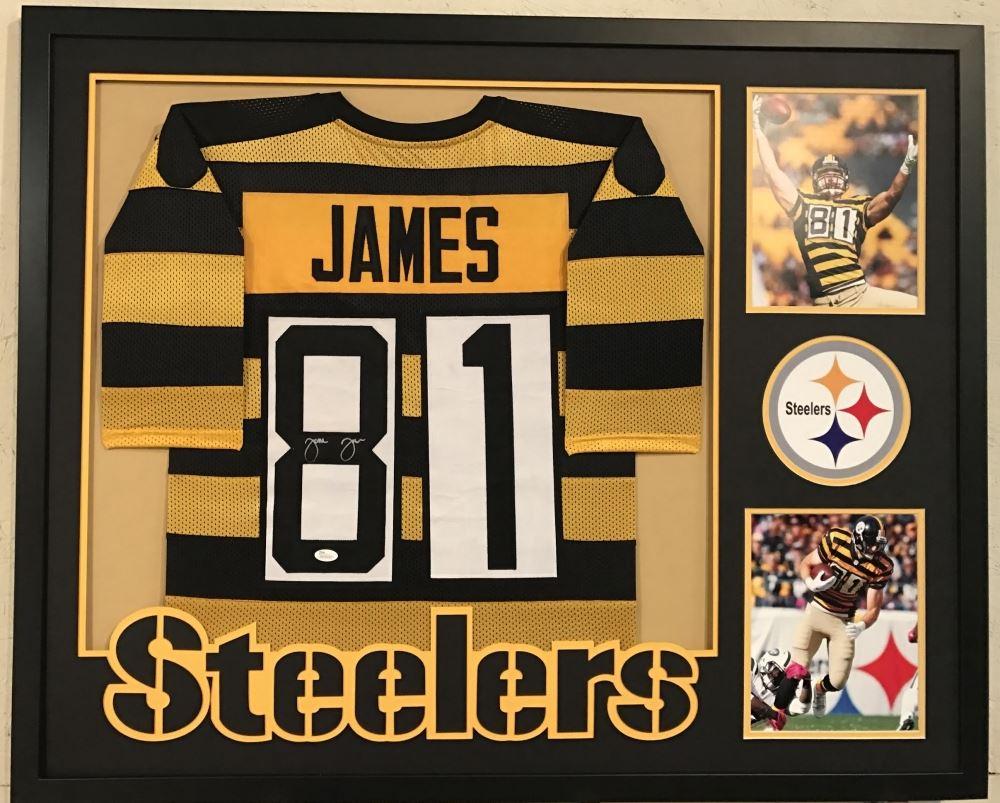 2cba17a58b0 Image 1   Jesse James Signed Steelers 34