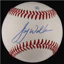 Taijuan Walker Signed OL Baseball (JSA COA)