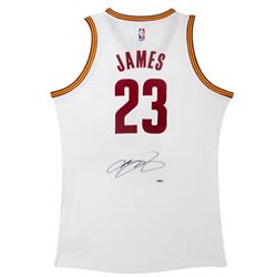LeBron James Signed Cavaliers Jersey (UDA)