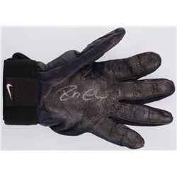 Robinson Cano Signed Nike Game-Used Batting Glove (PSA Hologram)